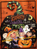 Beware Wicked Witch & Littler Monsters Pattern Packet