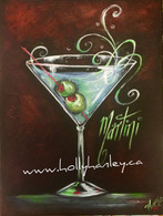 Martini Pattern Packet
