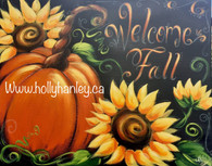 Welcome Fall Pattern Packet