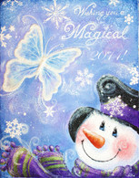 Magical Winter Pattern Packet