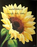 Striking Sunflower Pattern Packet