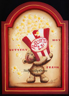 Fresh Popcorn Pattern Packet