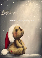 Believe Bear EPacket Print at Home