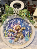 Snowglobe Dancer Pattern Packet