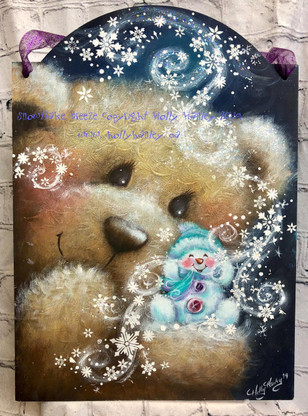 Snowflake Breeze by Holly Hanley Copyright 2019