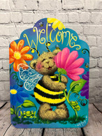 Welcome Bees Epacket by Holly Hanley Print out at your home