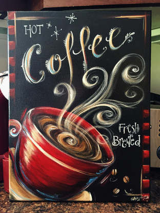 Coffee by Holly Hanley