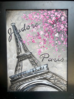 J'adore Paris designed by Holly Hanley