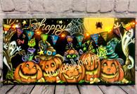 Halloween Party Copyright Holly Hanley 2020
