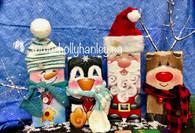 Chunky Christmas by Holly Hanley