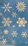 snowflake stencil ST-019