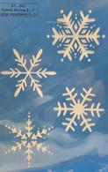 Snowflake Stencil ST-043