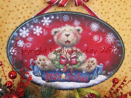Beary Christmas By Holly Hanley