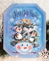 Welcome Winter Friends Pattern Packet