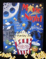 Movie Night Pattern Packet