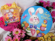 Happy Easter Glass Block & Stepping Stone Pattern Packet
