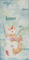 Snow Around the World Pattern Packet