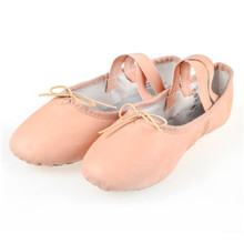 Ballet Shoes Split-Sole Leather