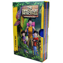 The Dinosaur Detectives