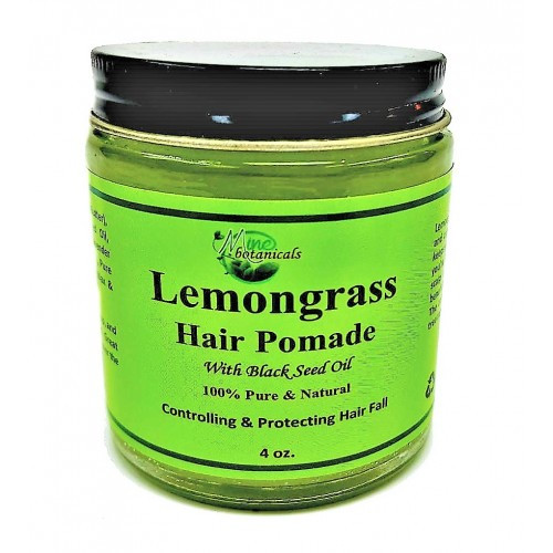 Lemongrass & Blackseed Oil  Stops hair breakage Soothes itchy scalp Controls dandruff Improves scalp health Overall hair maintenance formula for all styles