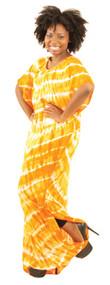Tie Dye Long Dresses