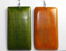 Olive & Burnt Orange