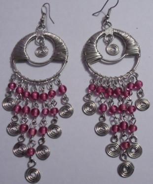Bohemian Dangle Earrings (Set of 12)
