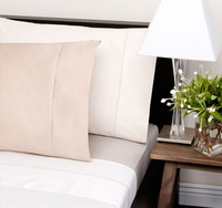 600 Thread Count Cotton Pillowcase