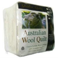 Australian Wool Quilt Winter