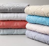 Ikeda Cotton Bathroom Towel