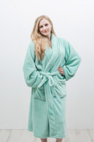 Microplush Robe