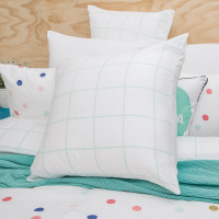 Confetti European Pillowcase