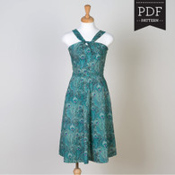 Lonsdale Dress by Sewaholic Patterns, View A