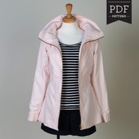 Minoru Jacket by Sewaholic Patterns, View A