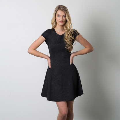 Davie Dress by Sewaholic Patterns, View B