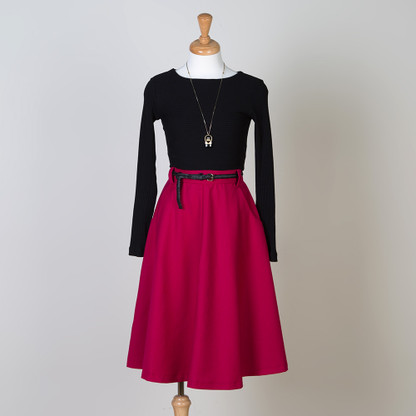 Hollyburn Skirt by Sewaholic Patterns, View A