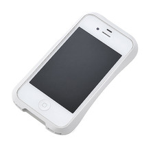 DRACO CRYSTAL Bumper - for iPhone 4/4S (White Jade)