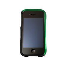 DRACO EVO Handcraft Aluminum Bumper - for iPhone 4/4S (Ultimate Green)
