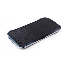 DRACO VOGUE Leather Skin Guard - for iPhone 5 (Blue)
