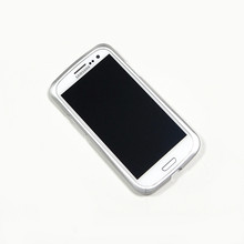 DRACO S3 Aluminum Bumper - for Samsung Galaxy S3 (Astro Silver)