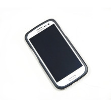 DRACO S3 Aluminum Bumper - for Samsung Galaxy S3 (Thunder Black)