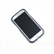 DRACO S3 Aluminum Bumper - for Samsung Galaxy S3 (Thunder Blue)