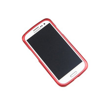 DRACO S3 Aluminum Bumper - for Samsung Galaxy S3 (Thunder Red) - DISCONTINUED