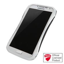 DRACO HYDRA Aluminum Bumper - for Samsung Galaxy S4 (White)