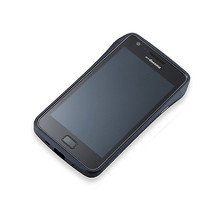 DRACO S2 Aluminum Bumper - for Samsung Galaxy S2 (Midnight Blue)