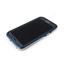 DRACO NOTE II Aluminum Bumper - for Samsung Galaxy NOTE 2 (Thunder Blue)