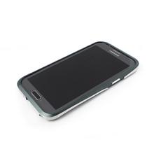 DRACO NOTE II Aluminum Bumper - for Samsung Galaxy NOTE 2 (Thunder Gray)