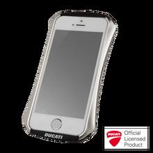 DRACO VENTARE A Aluminum Bumper - for iPhone SE/5S/5 (Silver)