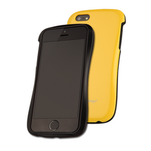 DRACO ALLURE  P Ultra Slim Bumper Case  - for iPhone SE/5S/5 (Yellow)