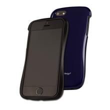 DRACO ALLURE  P Ultra Slim Bumper Case - for iPhone SE/5S/5 (Blue)